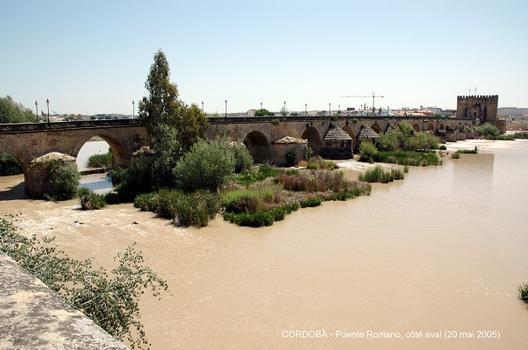 Roman Bridge at Cordoba