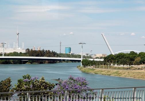 La Cartuja-Brücke (Sevilla, 1992)
