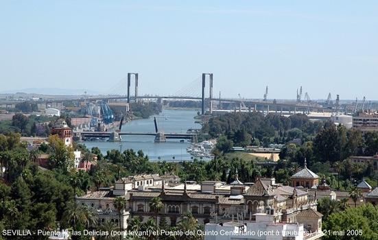 Puente del Quinto Centenario (Sevilla, 1992)