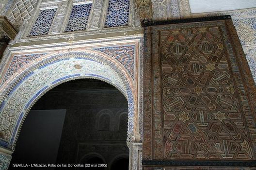 Alcázar, Sevilla