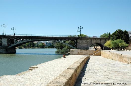 Triana-Brücke, Sevilla
