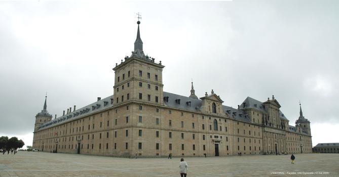 Königliche Klosterresidenz in San Lorenzo de El Escorial