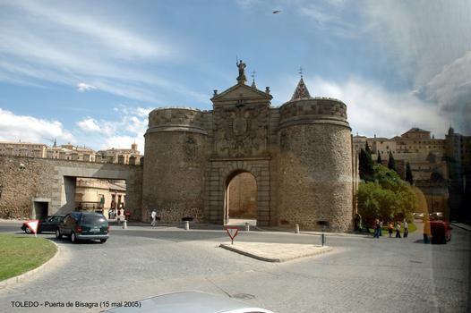 Alfonso VI Gate, Toledo