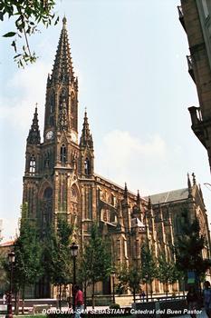 Kathedrale Donostia-San Sebastian