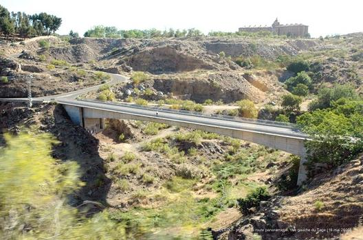 Paseo de la Rosa Bridge, Toledo