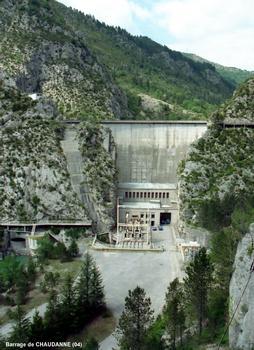Chaudanne Dam