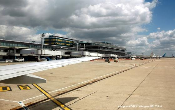 Flughafen Orly - Terminal Orly-Sud