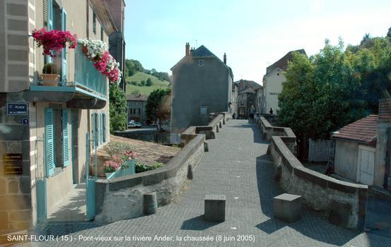 Brücke in Saint-Flour