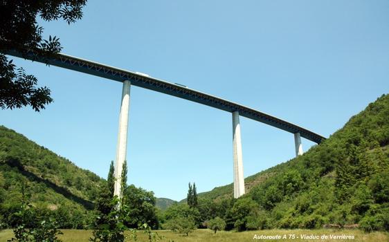 Talbrücke Verrières.