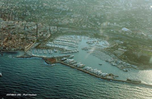 Antibes - Vauban Port