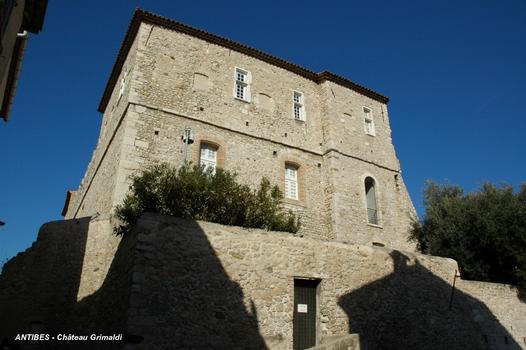 Picasso-Museum im Grimaldi-Schloss von Antibes