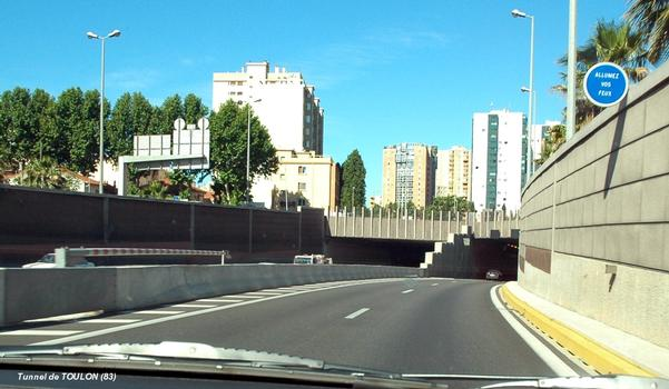 Toulon Road Tunnel