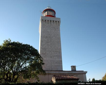 Leuchtturm Garoupe, Antibes