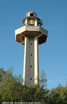 Super-Cannes Observation Tower