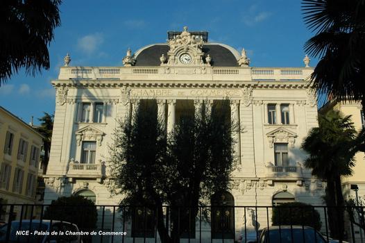 Palais Consulaire, Nizza