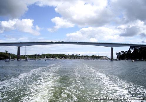 Cornouaille-Brücke, Benodet