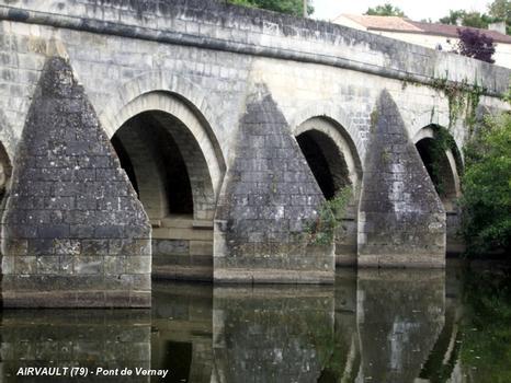 Vernay-Brücke (Airvault)