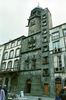 Tour de l'Horloge, Riom