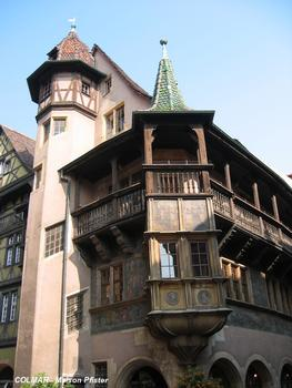 Maison Pfister, Colmar