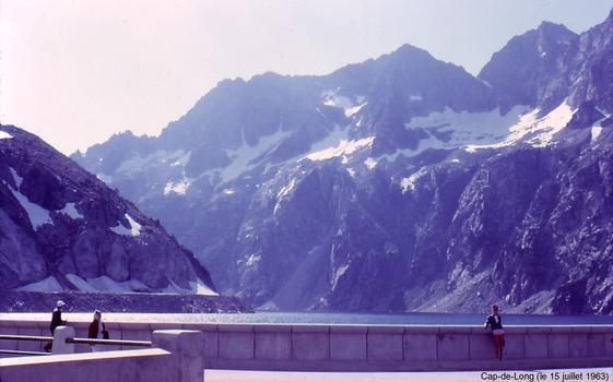 Barrage de Cap-de-Long (65, Hautes Pyrénées)