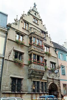 Maison des Têtes, Colmar