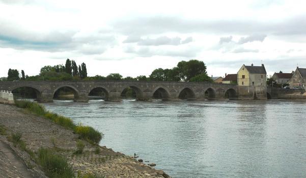 Cherbrücke Montrichard