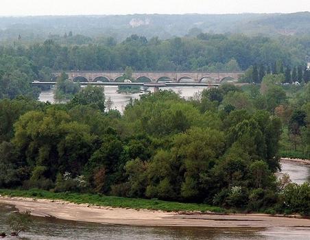 Kanalbrücke Le Guétin – Guétin-Brücke
