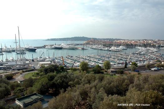 Antibes - Vauban-Hafen