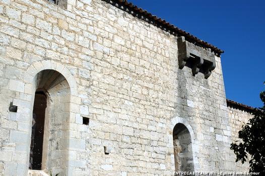 Entrecasteaux - Eglise Saint-Sauveur