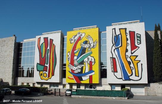 Musée National Fernand Léger (Biot)
