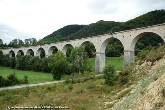 Fauries Viaduct (Lus-la-Croix-Haute)