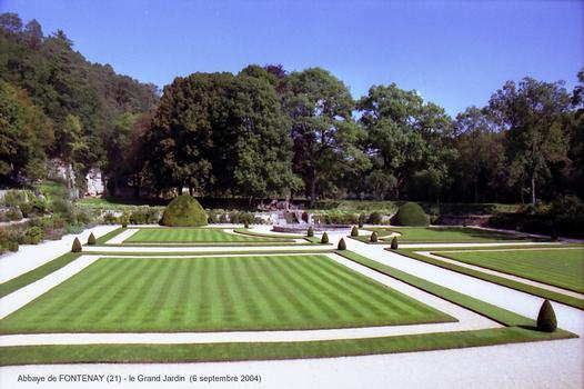 Abbaye de Fontenay (21) : Abbaye cistercienne fondée au 12e siècle par Saint-Bernard