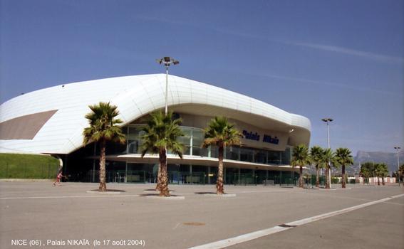 NICE (06) – Palais NIKAÏA, salle de concerts à espace modulable