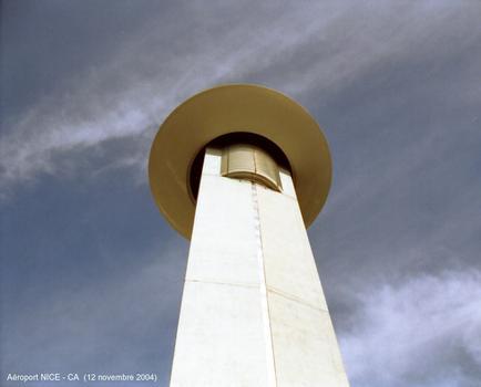 Nice-Côte-d'Azur Airport Primary Radar Tower