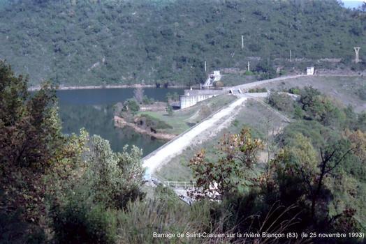 Saint-Cassien Dam