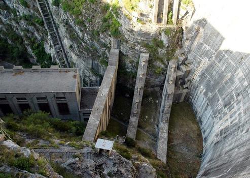 Barrage de Castillon-sur-Verdon
