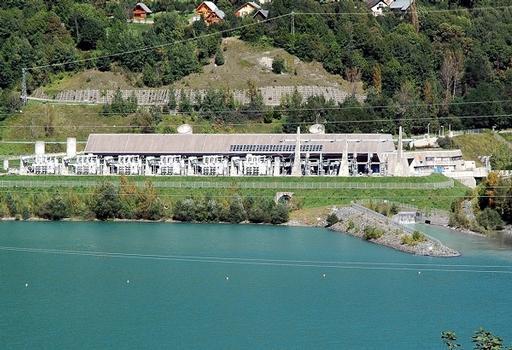 Grand'Maison Dam