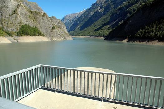 Chambon Dam