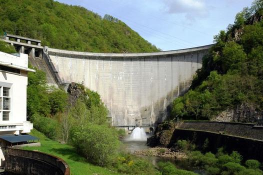 Marèges Dam
