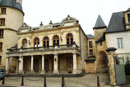 Nevers (58000) - Théâtre Municipal du XIXe