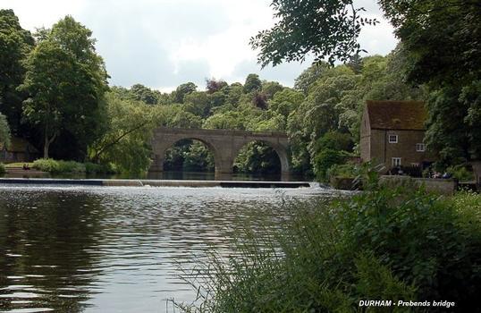Durham - Prebends Bridge