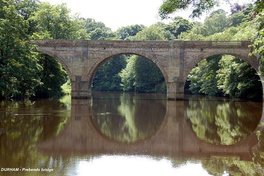 Durham - Prebends Bridge