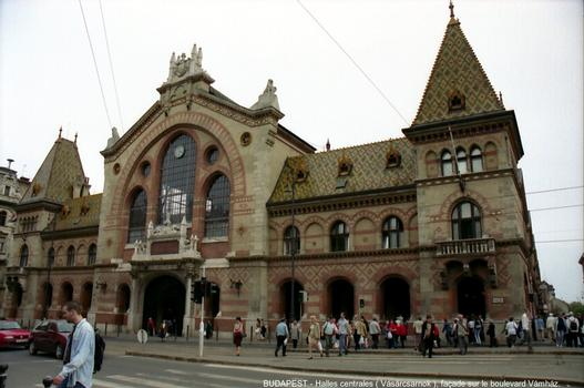 Vásácsarnok, Budapest