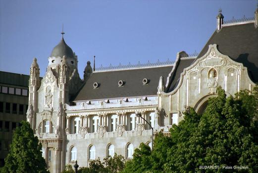 Gresham Palace Hotel, Budapest