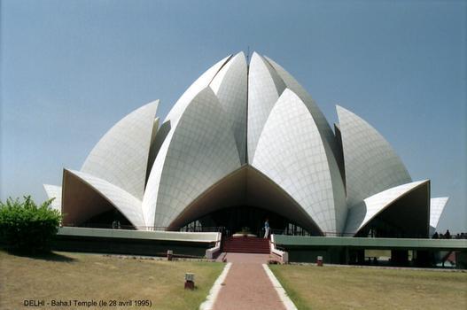 Baha'i House of Worship, Delhi