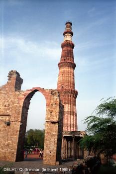 Qutabminar, Delhi