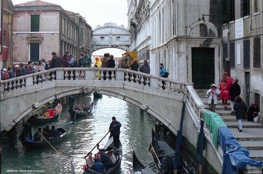 Ponte de la Canonica (Venedig)