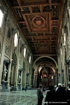 Lateran-Basilika (Basilika San Giovanni in Laterano), Rom