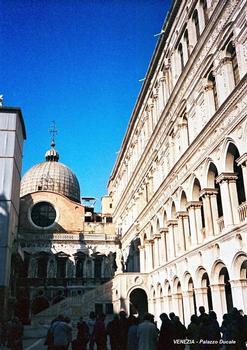 Palazzo Ducale, Venedig