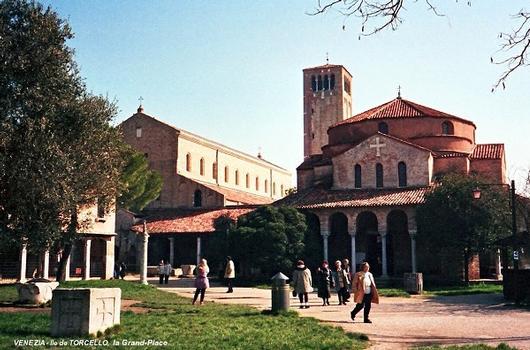 Venice - Cattedrale di Santa Maria Assunta di Torcello